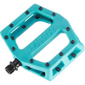 DMR V11 Pedals, turquoise blue